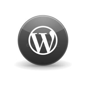 Wordpress-logo-w