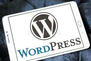 wordpress-on-tablet