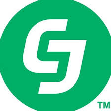green-white-cj-logo