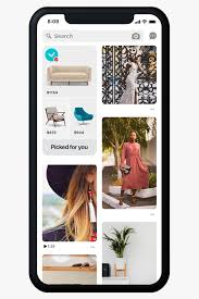 pinterest-app-on-cell-phone