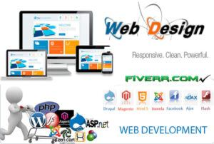 Fiverr-web-design-services